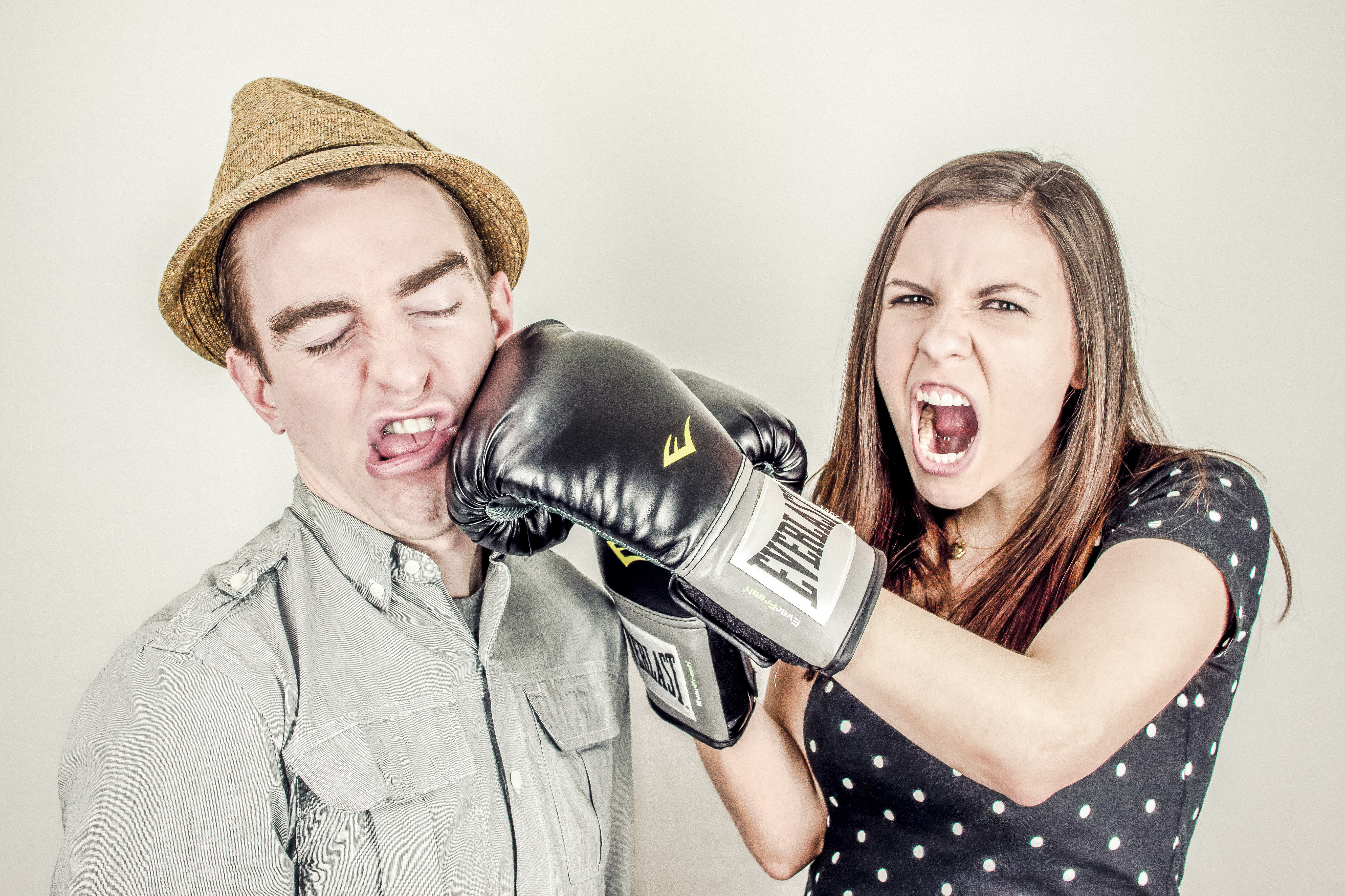 Fighting spouses